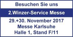 2.Winzer-Service Messe