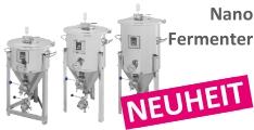 Fermenter, konischer Tank