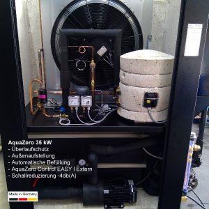 AquaZero Kühlmaschine